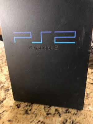 Ps 2 console for Sale in Fresno, CA