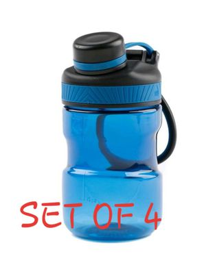 SET OF 4 TAL 14 Oz. Ranger Tritan Blue Water Bottle for Sale in Bakersfield, CA