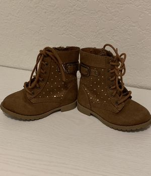 Toddler girl boots for Sale in Port St. Lucie, FL