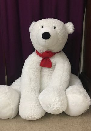 Giant Polar Bear for Sale in NO POTOMAC, MD
