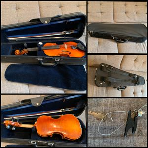 Franz Hoffman concert violin 3/4 size for Sale in Issaquah, WA