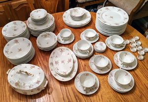 Extensive set of antique Austrian China for Sale in Burke, VA