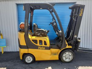 2009 Yale Forklift 5000lbs for Sale in La Habra Heights, CA