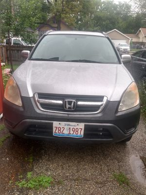 Honda crv 2004 4wd 160000 millas only 3300 dlls any cuestions let me not for Sale in Waukegan, IL