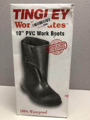 Ringlet 10 PVC work Boots waterproof for Sale in Phoenix, AZ