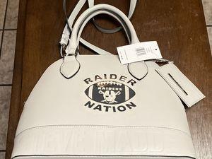 Raiders Steve Madden purse for Sale in San Bernardino, CA