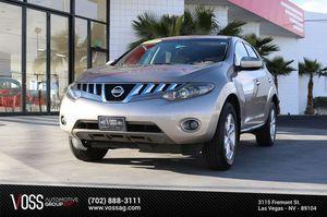 2009 Nissan Murano for Sale in Las Vegas, NV