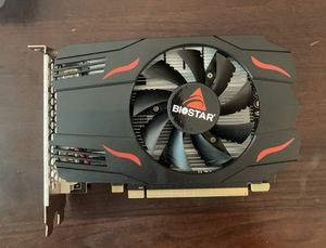 RX 550 4GB GDDR5 128-Bit DirectX 12 for Sale in Albany, NY