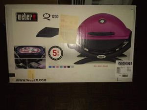 Brand new reportable propane grill for Sale in Cheektowaga, NY
