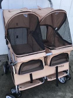 DOG STROLLER DOUBLE for Sale in Torrance,  CA