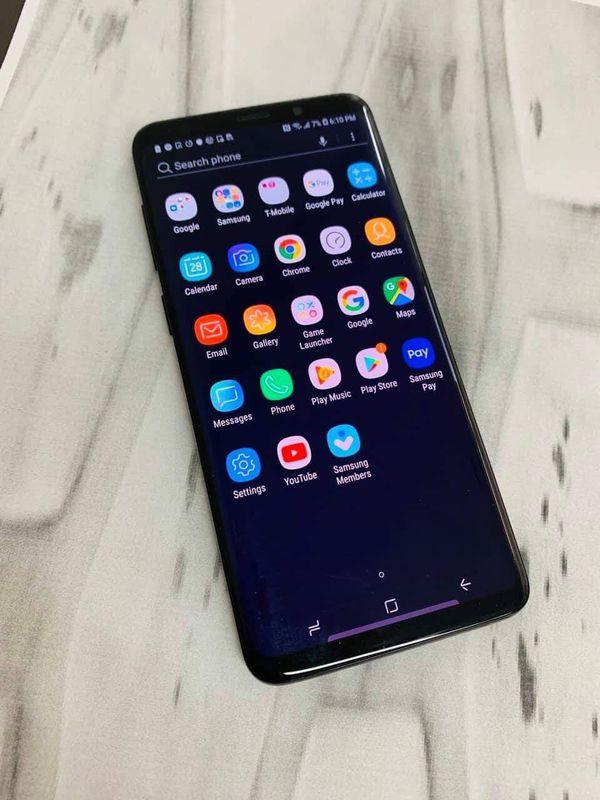 Samsung Galaxy S9 Plus (64 GB) Excellent Condition With Warranty