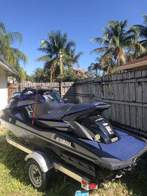 2014 Yamaha waverunner SVHO for Sale in Lake Worth, FL