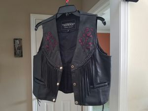 Motorcycle vest for Sale in Panama City Beach, FL