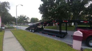 Car trailer for Sale in Tampa, FL