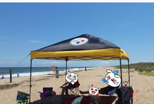Pittsburgh Steelers Canopy for Sale in Woodbridge, VA