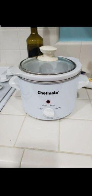 Chefmate 1.5 Quart Crock-Pot for Sale in Tustin, CA