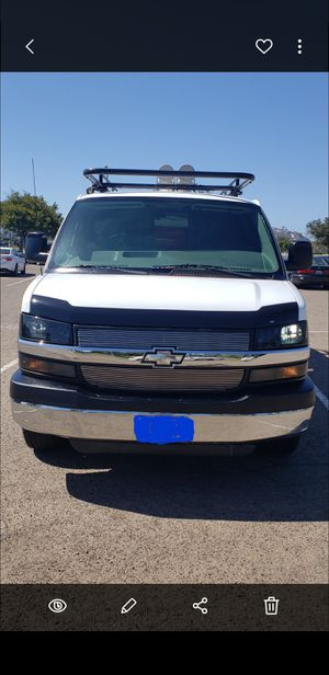 2007 Chevy express 2500 long bed for Sale in San Diego, CA