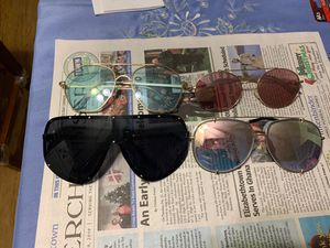 4 different styles of sunglasses for Sale in Elizabethtown, PA
