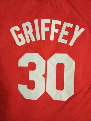 Ken Griffey Cincinnati Reds Jersey XL for Sale in Atlanta, GA