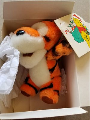 Mini Tigger in box with tissue from DISNEY Store **New for Sale in Phoenix, AZ