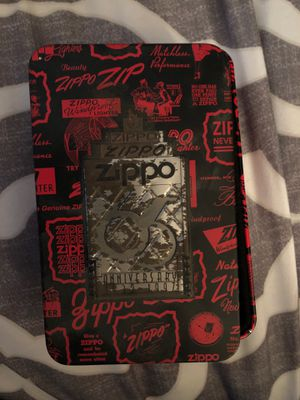 Zippo 65th Anniversary lighter for Sale in Oceanside, CA