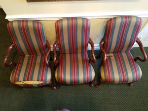 Wooden chairs for Sale in Palm Beach, FL