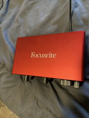 Focusrite Scarlett 4i4 (3rd Gen) USB Audio Interface with Pro Tools | First for Sale in Davie, FL