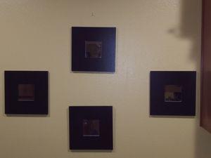 4 framed IKEA mirrors for Sale in Phoenix, AZ