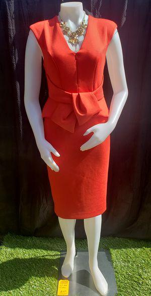 Size 6 orange Venus dress for Sale in Durham, NC