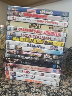 Rando DVD collection for Sale in Nashville, TN