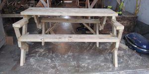 Bench/table for Sale in Wichita, KS