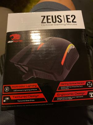 Zeus E2 Ibuypower mouse for Sale in Fresno, CA