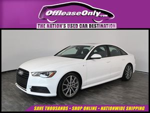 2017 Audi A6 for Sale in North Lauderdale, FL
