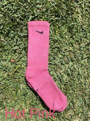 Nike custom socks , adidas custom socks , curve side pickup available adidas L8-12 Nike M6-8 L8-12 for Sale in Los Angeles, CA