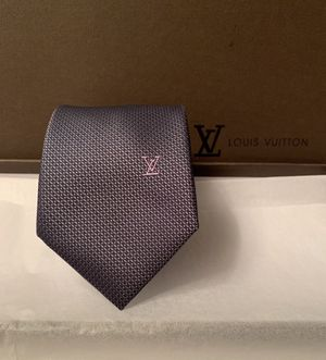 Louis Vuitton tie for Sale in Queens, NY