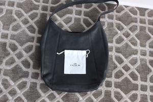 COACH Authentic Vintage Black Leather Hobo Bag Medium for Sale in Winter Park, FL