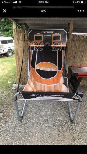 Basketball hoop 🏀 for Sale in Tacoma, WA