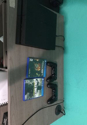 PS4 for Sale in Grand Prairie, TX