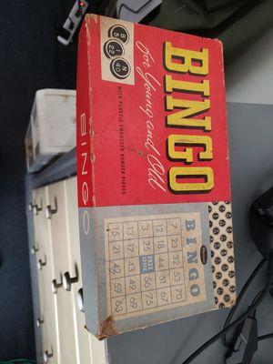 Old bingo game for Sale in Remlap, AL
