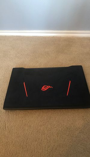 Asus republic of gamers computer for Sale in Houston, TX