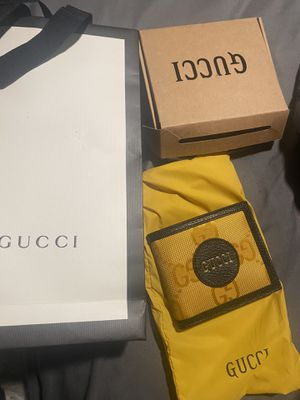 Authentic Gucci Wallet for Sale in Goodyear, AZ