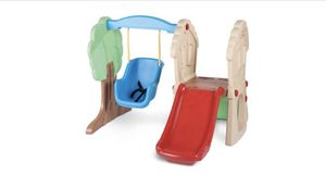 little tikes hide and seek climber and swing for Sale in Austin, TX