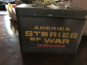 Stories of War 36 Dvd Collection for Sale in Parkville, MD