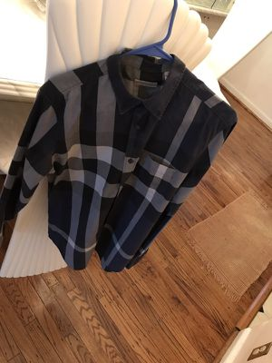 ‼️‼️STEAL‼️‼️Burberry Button-Up for Sale in Philadelphia, PA