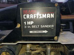 Craftsman sander for Sale in Memphis, TN