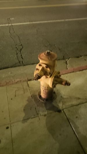 Fire hydrant for Sale in Latham, MO