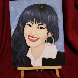 SELENA QUINTANILLA CANVAS ART for Sale in The Bronx, NY