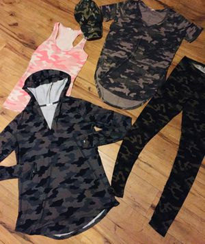 Women's Size Small Camo Collection for Sale in Champlain, NY