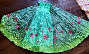Elsa frozen fever costume for Sale in Yorkville, IL