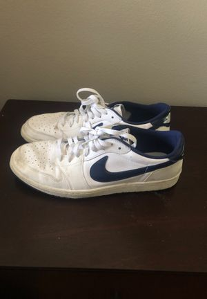 Air Jordan's Blue and White Size 13 for Sale in Los Angeles, CA